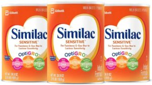 Best Similac Formula For Constipation In Babies