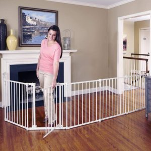 Baby Gate For Uneven Walls
