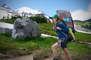 best baby carrier for walking