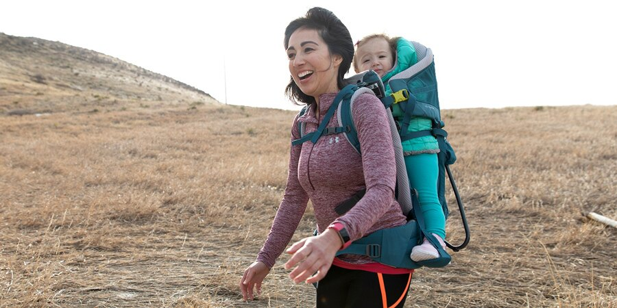 The Best Baby Carrier For Walking