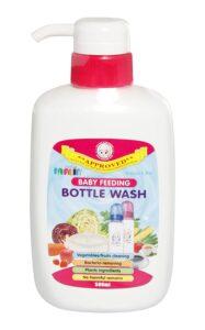 Best Baby Bottle Cleaning Liquid