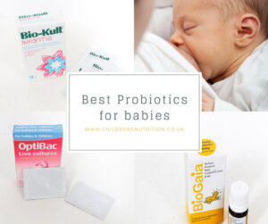 Best Probiotic For Breastfed Baby