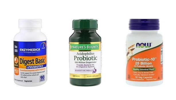 Top 5 Best Probiotics For Women Above 40