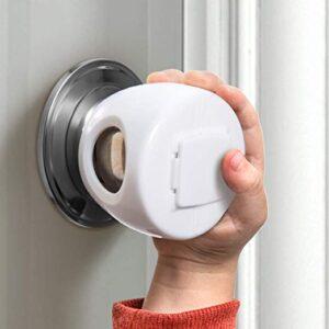 best child proof door knob covers