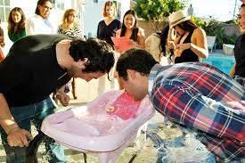 do men go for baby showers image