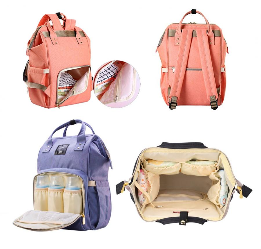 Best Diaper Bag For Cloth Diapering Twins