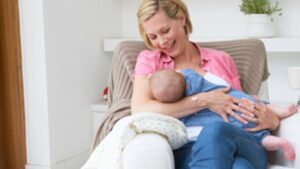 Best Chair For Breastfeeding Baby