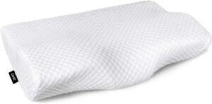 ZAMAT Contour Memory Foam Pillow for Neck Pain