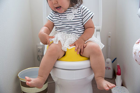 How To Get An Autistic Child To Poop In The Toilet