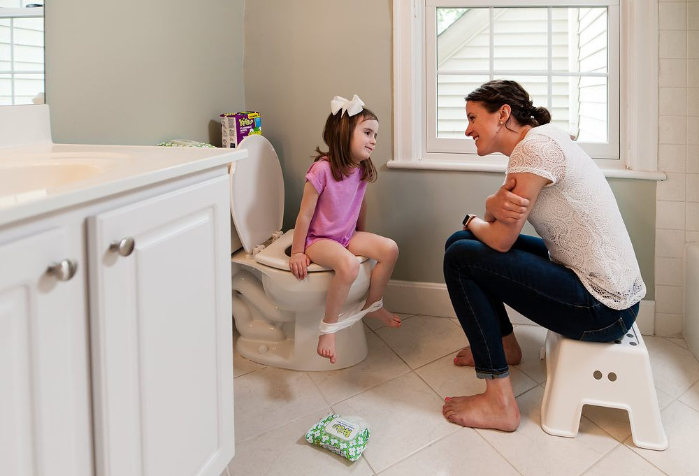 Signs Your Child Isn't Ready For Potty